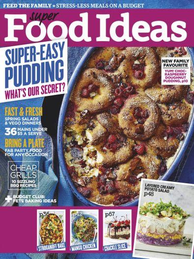 Super Food Ideas digital cover