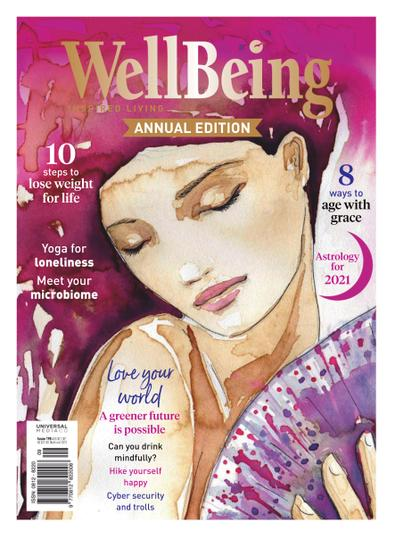 WellBeing digital cover