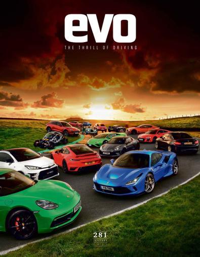 Evo digital cover