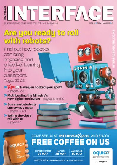 INTERFACE digital cover