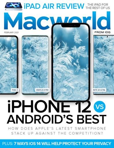 Macworld digital cover