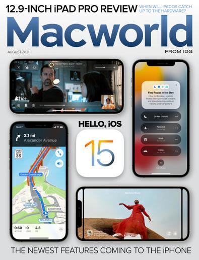 Macworld digital cover