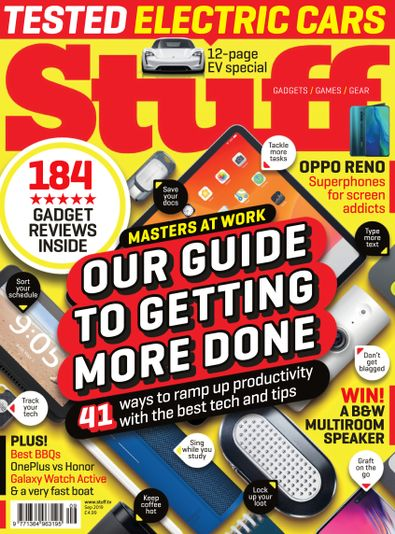Stuff UK digital cover