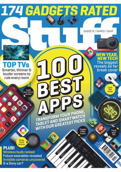 Stuff UK digital cover