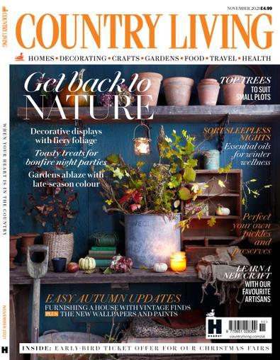 Country Living UK digital cover