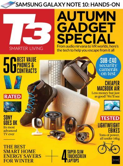 T3 digital cover