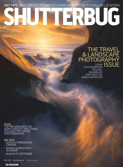 Shutterbug digital cover