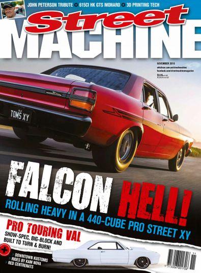 Street Machine digital cover