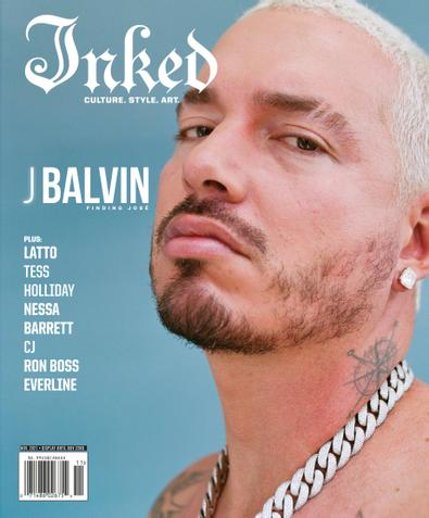 Inked digital cover
