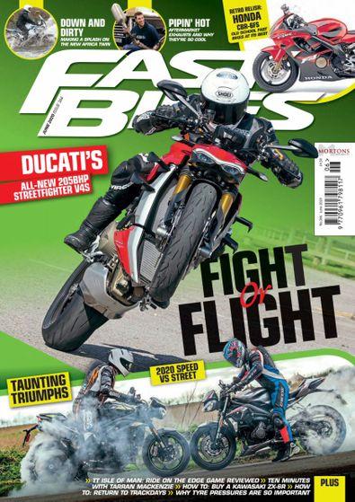 Fast Bikes digital cover