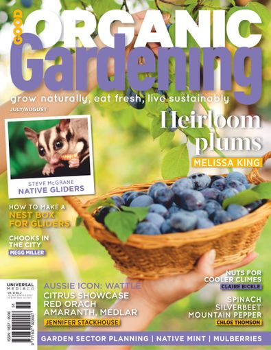 Good Organic Gardening digital cover
