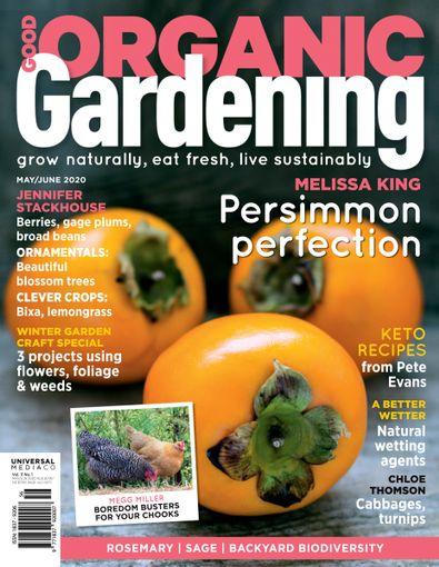 Good Organic Gardening digital cover