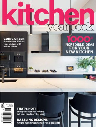 Kitchen Yearbook digital cover