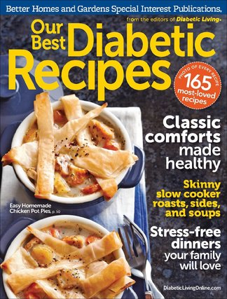 Diabetic Recipes digital cover