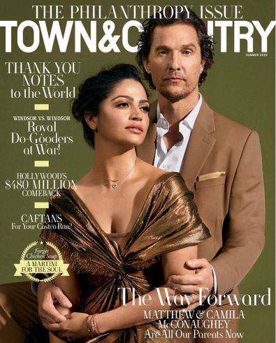 Town & Country digital cover