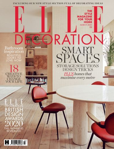 Elle Decoration UK digital cover