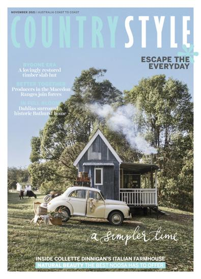 Country Style digital cover