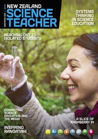New Zealand Science Teacher digital cover