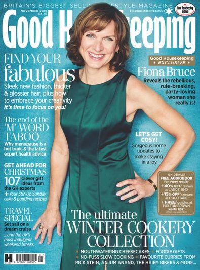 Good Housekeeping UK digital cover