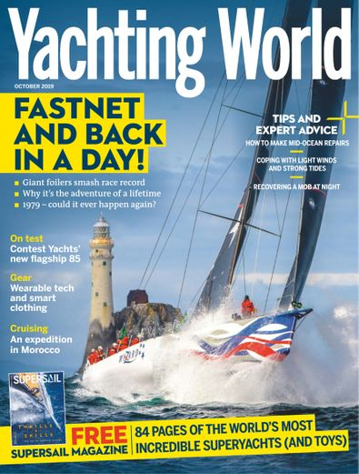 Yachting World digital cover