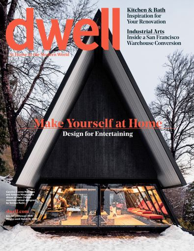Dwell digital cover
