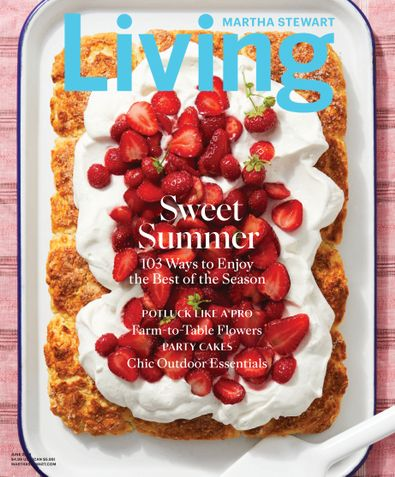 Martha Stewart Living digital cover