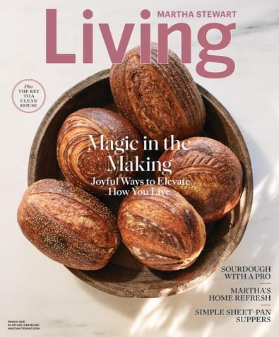 Martha Stewart Living digital cover