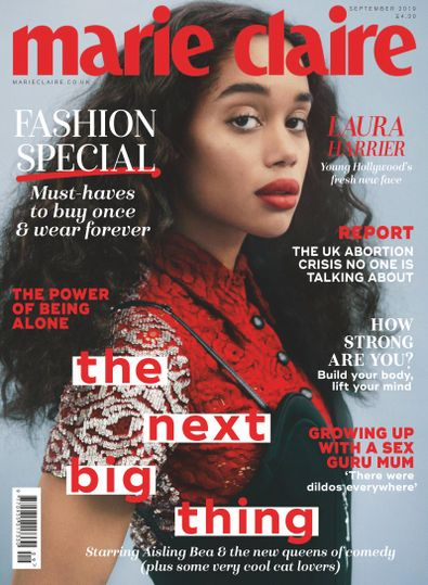 Marie Claire - UK digital cover
