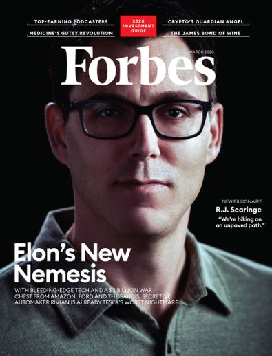 Forbes digital cover
