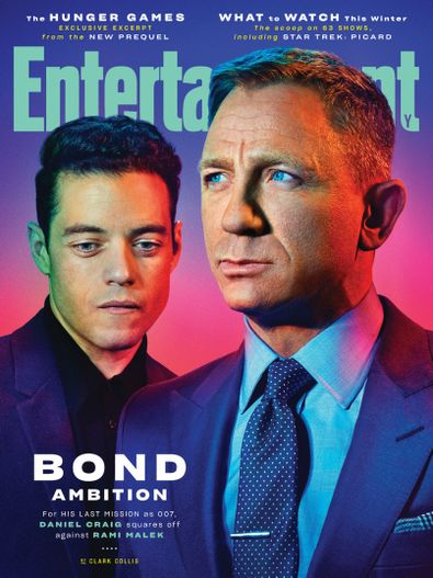 Entertainment Weekly digital cover