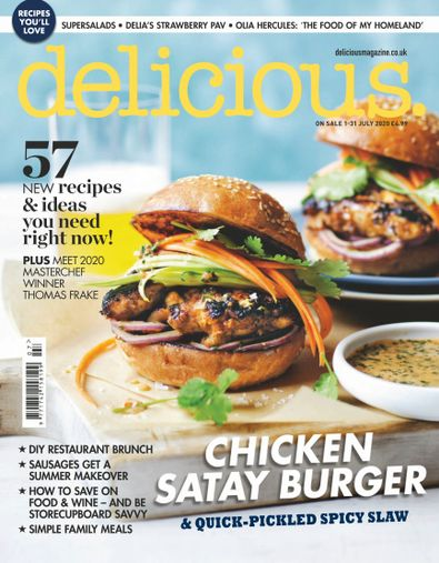 Delicious UK digital cover