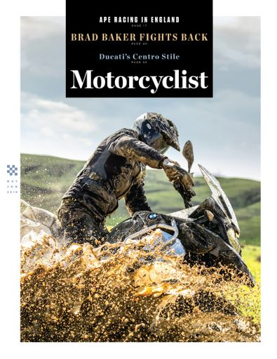 Motorcyclist digital cover