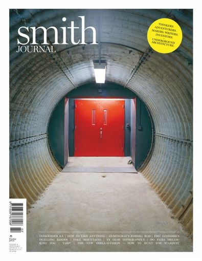 Smith Journal digital cover
