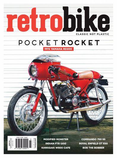 Retro & Classic Bike Enthusiast digital cover