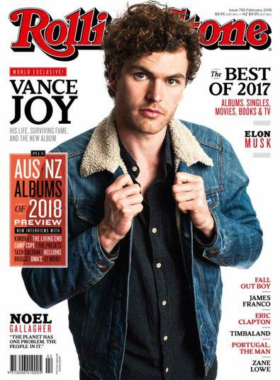 Rolling Stone Australia digital cover