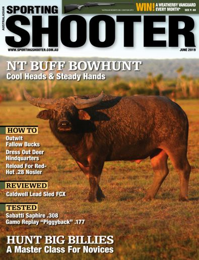 Sporting Shooter digital cover