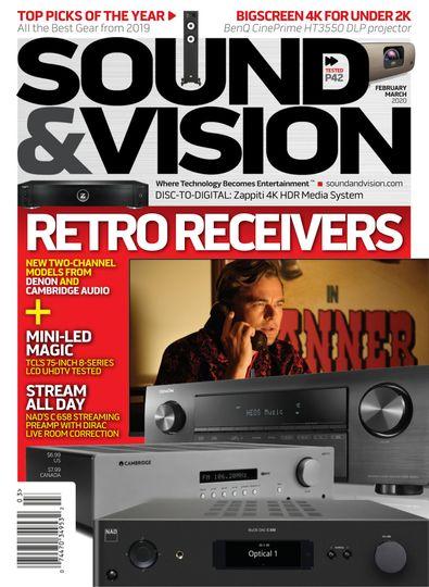 Sound & Vision digital cover