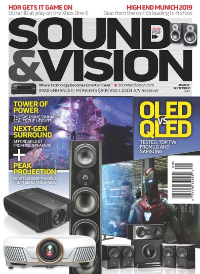 Sound & Vision digital cover