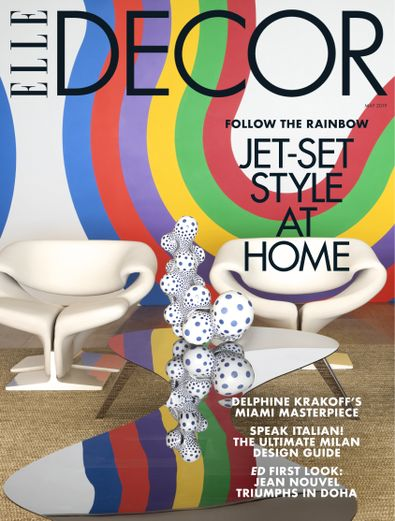 ELLE DECOR digital cover
