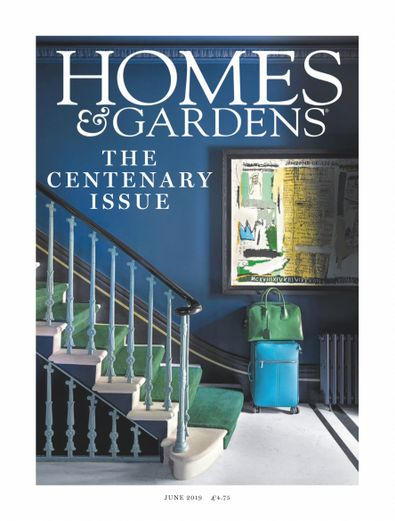 Homes & Gardens digital cover