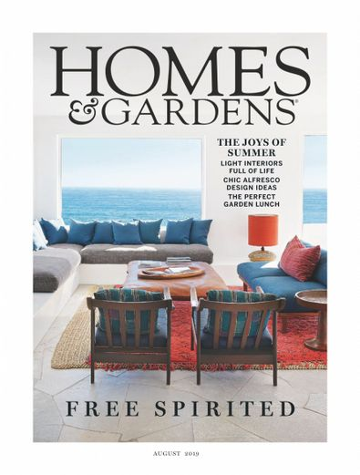 Homes & Gardens digital cover