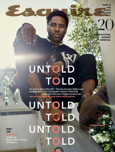 Esquire digital cover
