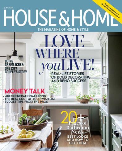 House & Home digital cover