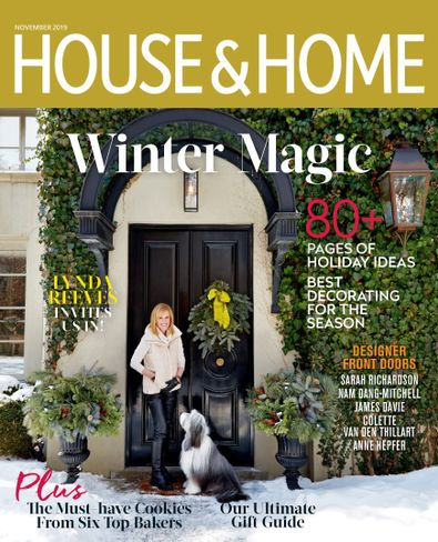 House & Home digital cover
