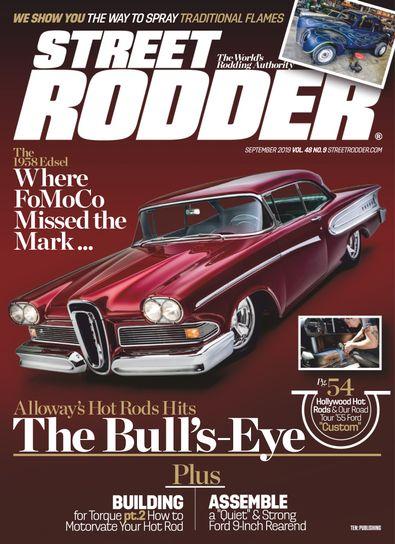 Street Rodder digital cover