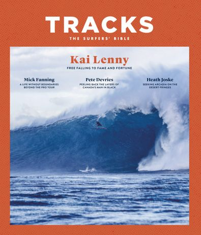 Tracks digital cover
