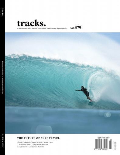 Tracks digital cover