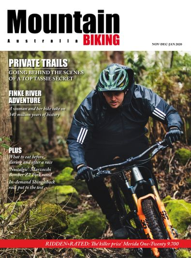 Mountain Biking Australia digital cover