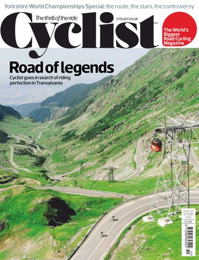 Cyclist digital cover