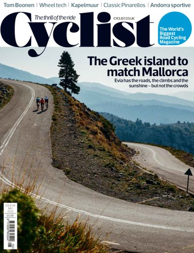 Cyclist digital cover